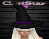 Purple Witch Hat