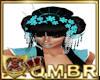 QMBR Geisha Headdress AS
