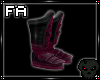 (FA)LitngBoots Pink