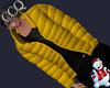[CCQ]Mens Puff Jacket-Y
