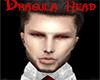 Dracula Vampire Head
