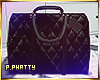 ღ Quilted Duffel Bag