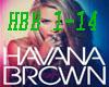 Havana Brown - BaBing