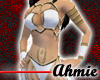 Trinity Armor - Wht/Gold