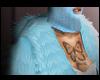 blue fur baby girl