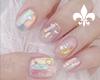 PK bling nails|IRIS