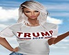 Trump 2020 Ladies Tshirt