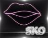 *SK*Neon Lips