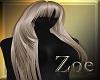Zoe: Samson long blond