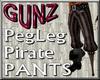 @ PegLeg Pirate Pants