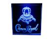 Bar Poster Crown Royal