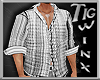 TWx:White Button Down