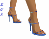 LOS Fashion Blue Heels