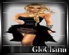 Glo* Elisa Dress~Marble