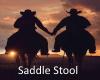 Saddle Stool /RH