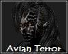 Avian Terror Hair
