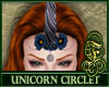 Unicorn Circlet Blue