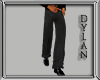 [DTR] Grey Wool trousers