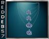 RROG Rock Radio Necklace