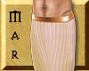 ~Mar PharaohSkirtBrz-Tan