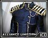 ICO Alliance Uniform M