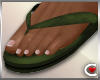 *SC-Flip-Flops Olive
