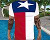 Texas Flag Shirt (M)