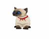 kitten ~ siamese cuddle