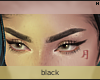 Domesticity Brows \ Blk