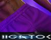 G)Basic Short Purple