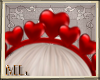 Red Heart Crown