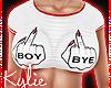 Boy Bye Top
