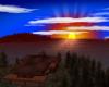 !T! Cabin Lake Sunset