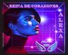 ALEXA REINA DE CORAZONES