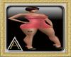 (AL)Rucha Dress Pink L