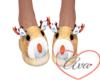 Male slippers Deer 2