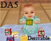 (A) Baby/Blocks