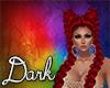 Dark Red Anais
