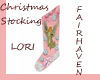 LF Christmas Stckng Lori