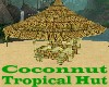Coconnut Tropical Hut