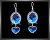 SL Royal Blue Earrings
