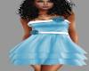 [B] Blue Spring Dress