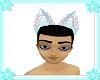 ~QAD~ Blue Furry Ears