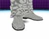 (CB) Coach Gray Shoes