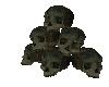 SN Stacked Skulls