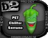 [D2] Chilito: Serrano