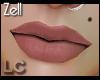 LC Zell Bold Beige Lips