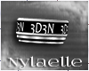 *N Bracelet 3D3N
