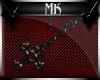 !Mk! Pierced Mouth Cross