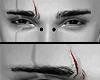 Z Eye BROWS SCAR.
